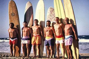 Joel Tudor Surfboards Surftech